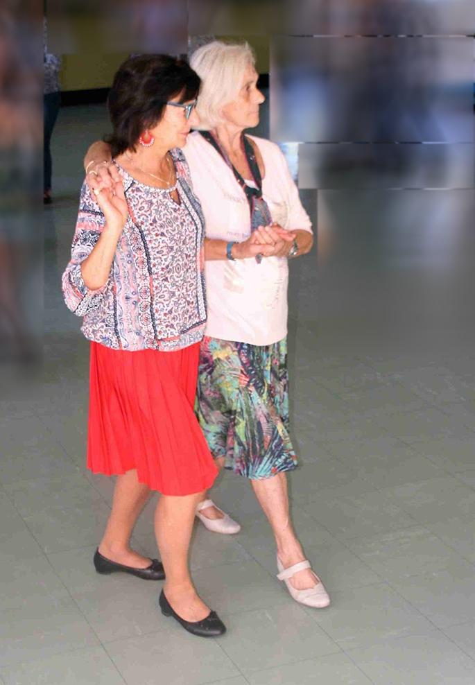 Activité danse avec le CASR Belley