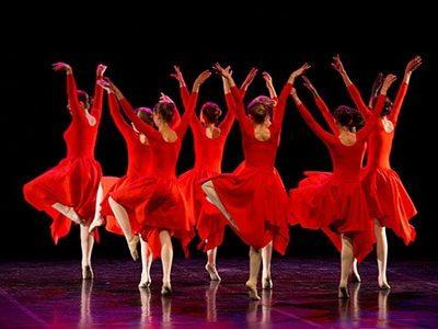 danseuses autres associations
